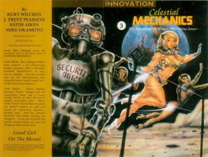 Celestial Mechanics #3 (1991)