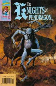 The Knights of Pendragon #10 (1991)