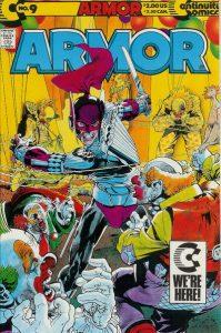 Armor #9 (1991)