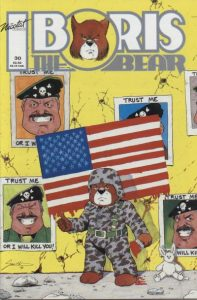 Boris the Bear #30 (1991)