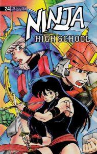 Ninja High School #24 (1991)