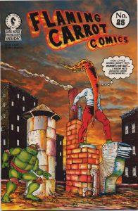 Flaming Carrot Comics #25 (1991)