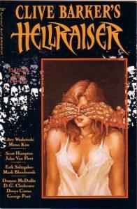 Clive Barker's Hellraiser #9 (1991)