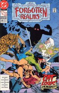 Forgotten Realms #22 (1991)