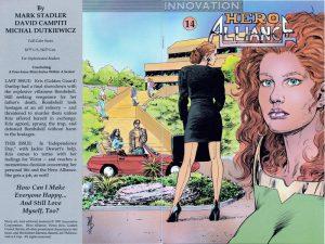Hero Alliance #14 (1991)