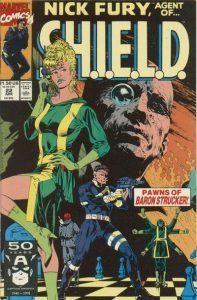 Nick Fury, Agent of S.H.I.E.L.D. #22 (1991)