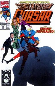 Quasar #21 (1991)