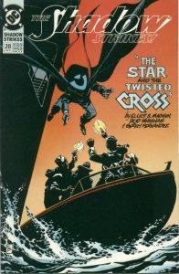 The Shadow Strikes! #20 (1991)