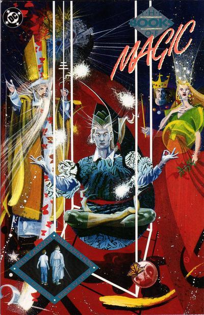 The Books of Magic #4 (1991)