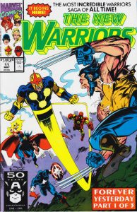 The New Warriors #11 (1991)