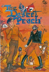 The Desert Peach #10 (1991)
