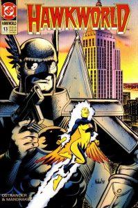 Hawkworld #13 (1991)