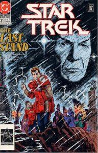 Star Trek #21 (1991)