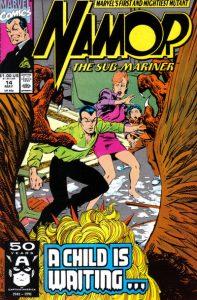 Namor, the Sub-Mariner #14 (1991)