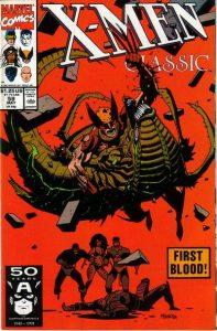 X-Men Classic #59 (1991)