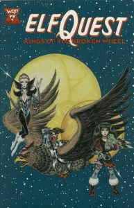 ElfQuest: Kings of the Broken Wheel #6 (1991)