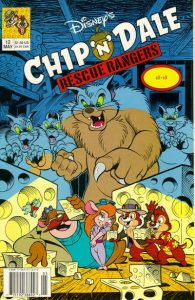 Chip 'n' Dale Rescue Rangers #12 (1991)