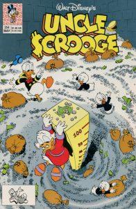 Walt Disney's Uncle Scrooge #254 (1991)