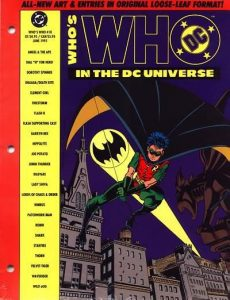 Who's Who in the DC Universe #10 (1991)