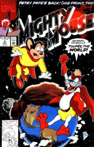 Mighty Mouse #8 (1991)