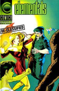 Elementals #17 (1991)