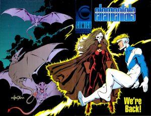 Elementals #16 (1991)