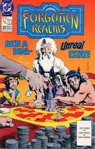 Forgotten Realms #23 (1991)