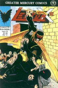 Legion X-2 #8 (1991)