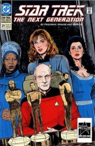 Star Trek: The Next Generation #21 (1991)