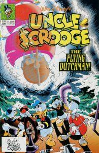 Walt Disney's Uncle Scrooge #255 (1991)