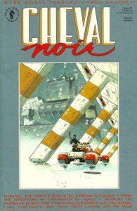 Cheval Noir #19 (1991)