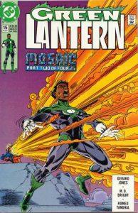 Green Lantern #15 (1991)