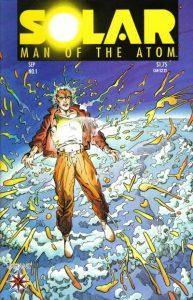Solar, Man of the Atom #1 (1991)