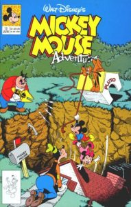 Mickey Mouse Adventures #13 (1991)