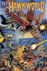 Hawkworld #14 (1991)
