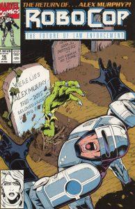 RoboCop #16 (1991)