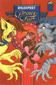Rhudiprrt, Prince of Fur #5 (1991)