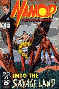 Namor, the Sub-Mariner #15 (1991)