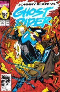 Ghost Rider #14 (1991)