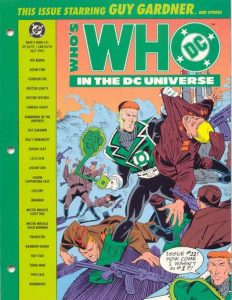 Who's Who in the DC Universe #11 (1991)