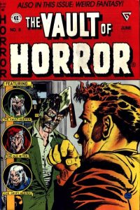 The Vault of Horror #6 (1991)