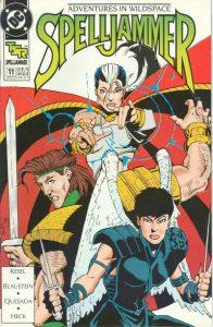 Spelljammer #11 (1991)