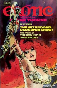 The Erotic Worlds of Frank Thorne #6 (1991)