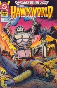 Hawkworld Annual #2 (1991)