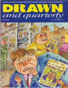 Drawn & Quarterly #5 (1991)