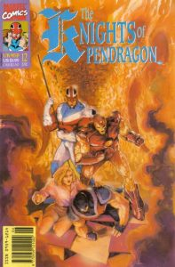 The Knights of Pendragon #12 (1991)
