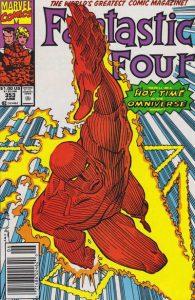 Fantastic Four #353 (1991)