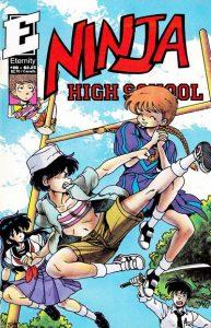 Ninja High School #26 (1991)
