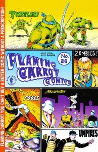 Flaming Carrot Comics #26 (1991)