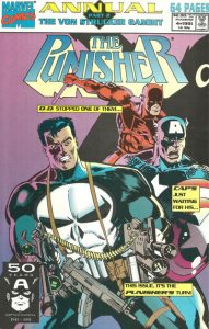 The Punisher Annual #4 (1991)